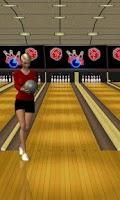 Screenshot of Vegas Bowling Lite
