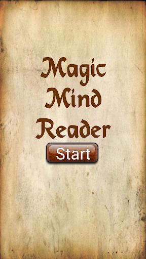 Magical Mind Reader  screenshots 1