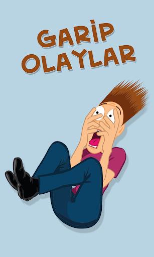 【免費娛樂App】Garip Olaylar-APP點子
