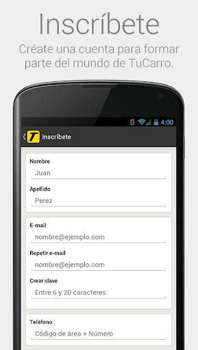 【免費購物App】TuCarro-APP點子