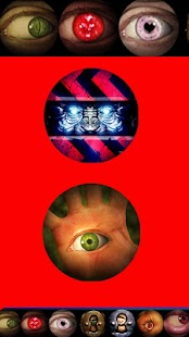Monster Eyes GIF Profies - screenshot thumbnail