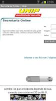 Screenshot of Unip