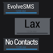 EvolveSMS -BH Lax w/o Contacts