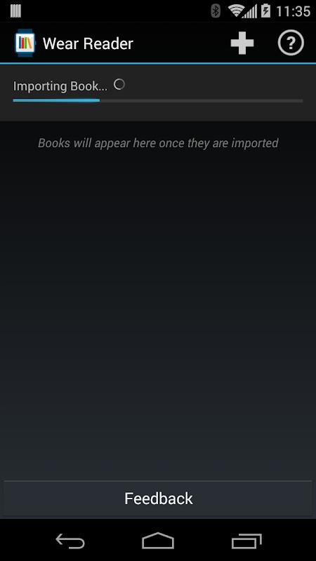 Wear Reader screenshots