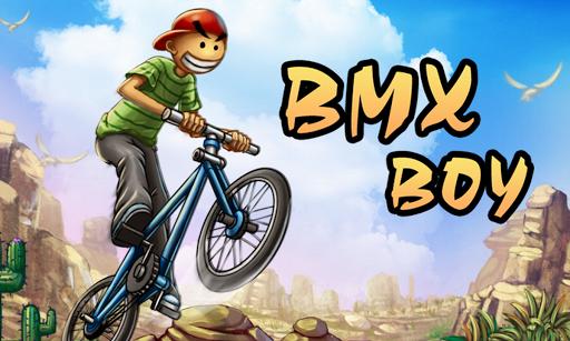 BMX Boy  captures d'u00e9cran 10