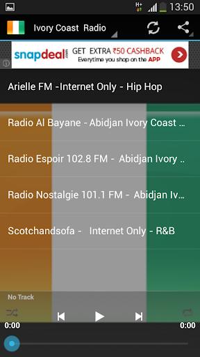 Ivory Coast Radio