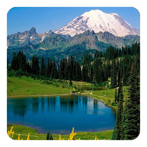 景觀動態壁紙 個人化 App LOGO-APP試玩