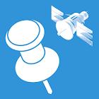 Topographic GPS icon