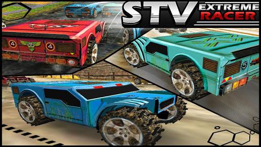 STV Extreme Racer 3D Game