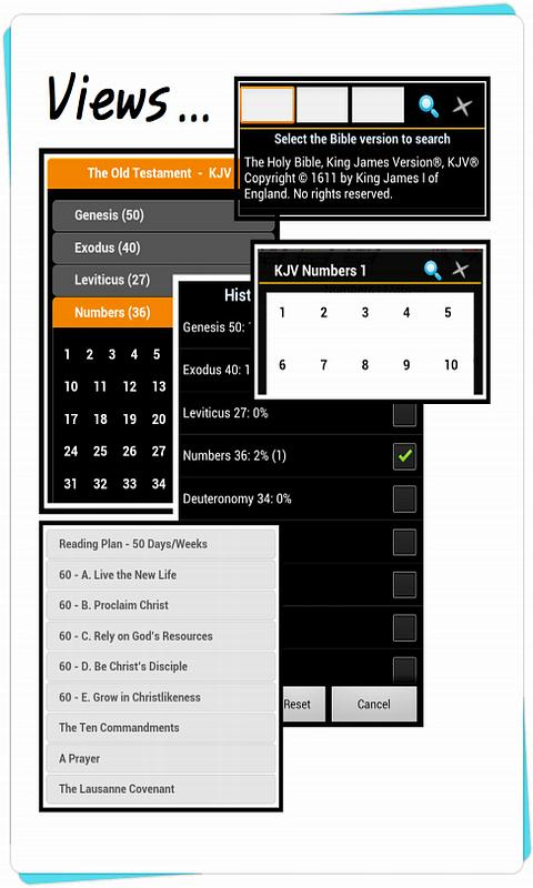 Simple Bible - Tagalog (BBE) - screenshot