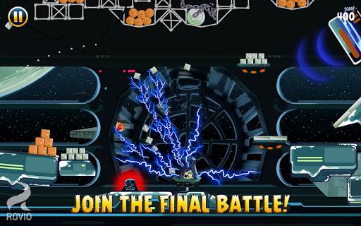 Angry Birds Star Wars HD screenshot 10