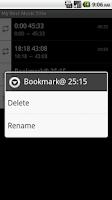 Screenshot of AB Repeat Player