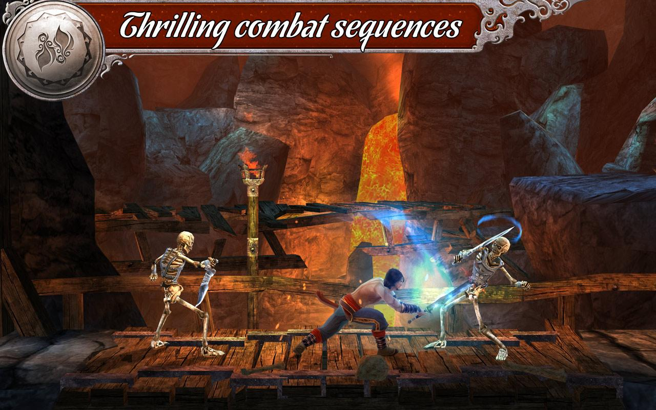 Prince of Persia Shadow&Flame - screenshot