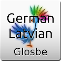German-Latvian Dictionary