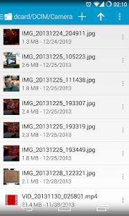Sliding Explorer - screenshot thumbnail