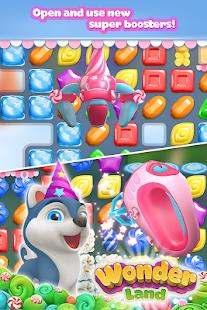 Game Wonderland: match-3 game APK for Windows Phone