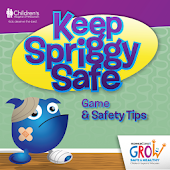 Keep Spriggy Safe: Tips & Game