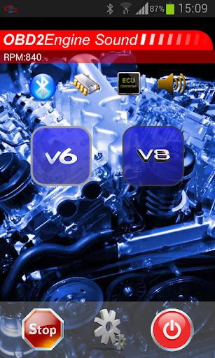 OBD 2 Engine Sound