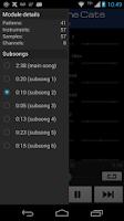 Screenshot of Xmp Mod Player