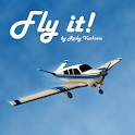 Fly it icon