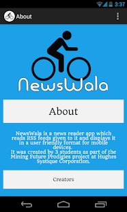 NewsWala- screenshot thumbnail