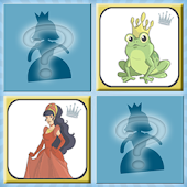 Memory Game: Princesses