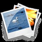 SlideShow live wallpaper lite icon