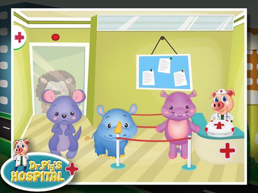 玩休閒App|博士豚ズホスピタル - 子供のゲーム免費|APP試玩