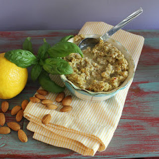 Lemon Almond Pesto