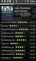 Screenshot of BookScouter