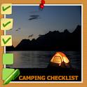 Camping Checklist logo