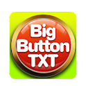 Big Button Text icon