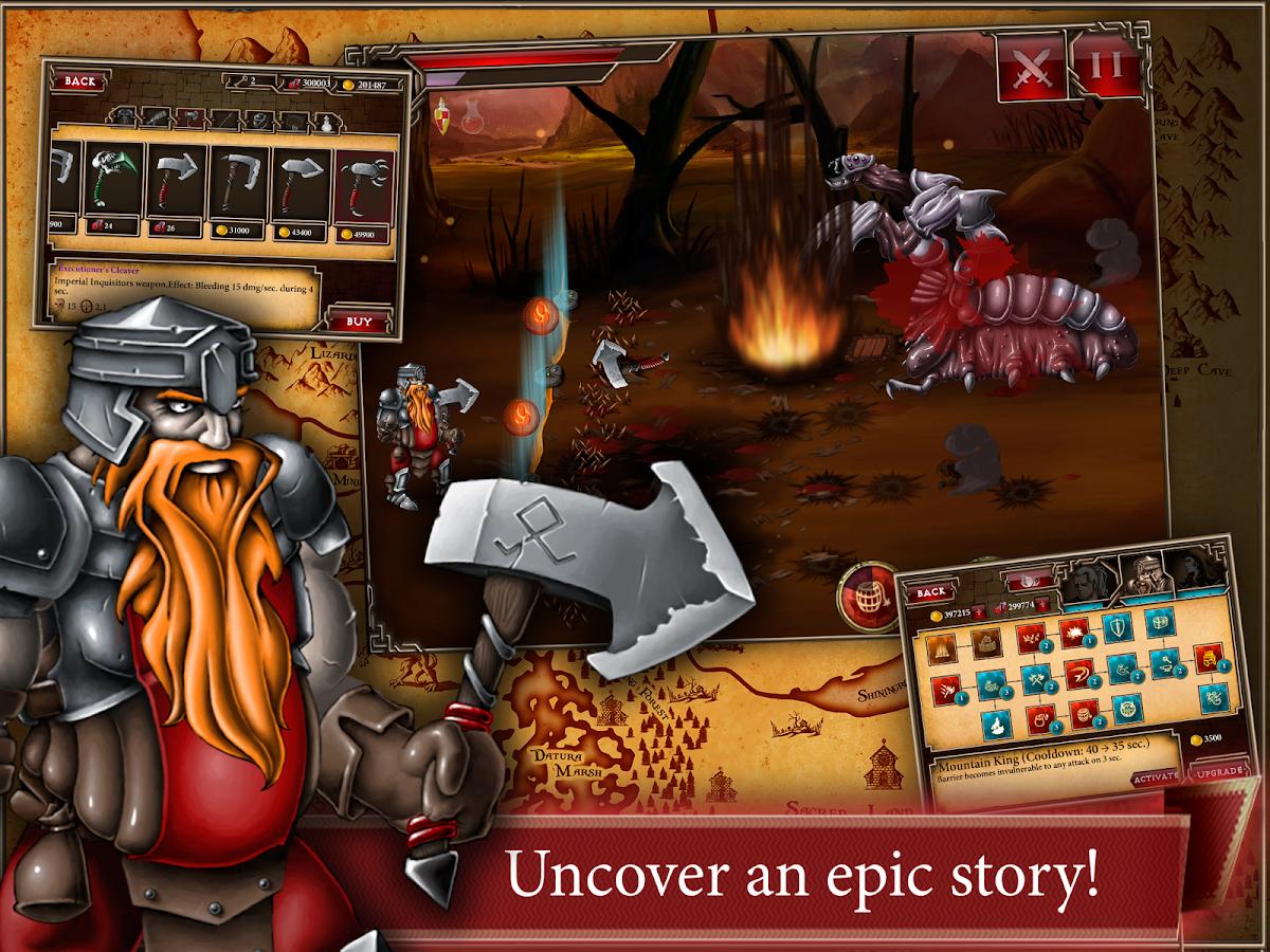 Dawnkeeper: Last Defense - screenshot