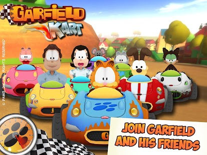 Garfield Kart - screenshot thumbnail