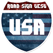 USA Road Sign Test