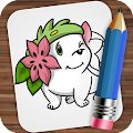Game Drawing Poket Monsters APK for Kindle