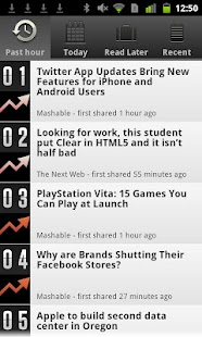 Currently Tech News- screenshot thumbnail