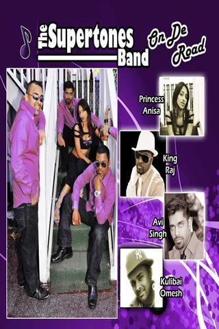 Avi & the Supertones Band - screenshot