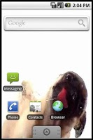 Screenshot of Android Pet