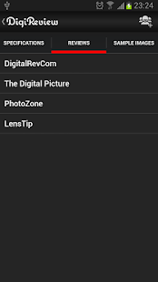 Digi-Review - Cameras & Lenses - screenshot thumbnail