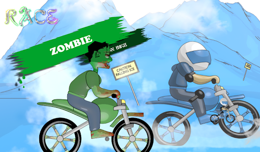 Zombie Motocross Craft