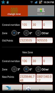 Geo Converter - screenshot thumbnail