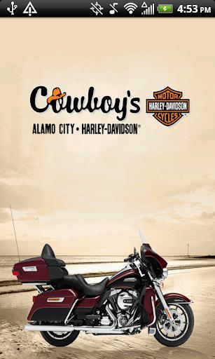 Cowboy's Alamo City Harley