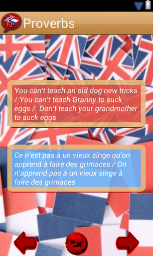 English French Proverbs
