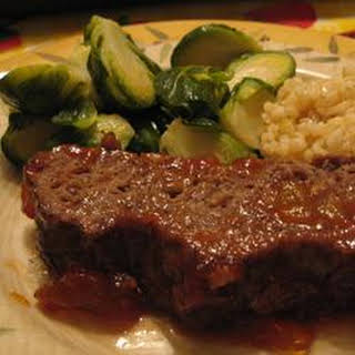 Tantalizingly Tangy Meatloaf.