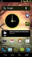Screenshot of CM10 / AOKP : Holo Yellow Neon