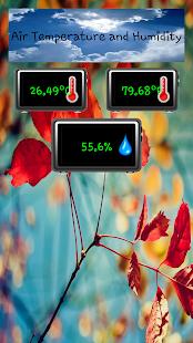 我的溫度計和濕度