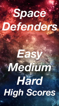 Space Defenders apk screenshot
