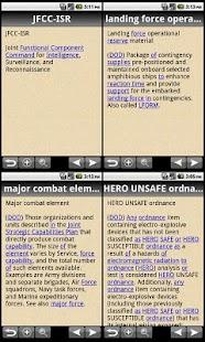 玩教育App|US Military Glossary免費|APP試玩