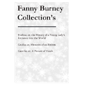 Fanny Burney Collection logo